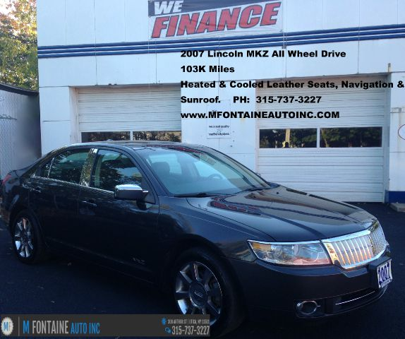 2007 Lincoln MKZ for sale in Utica NY