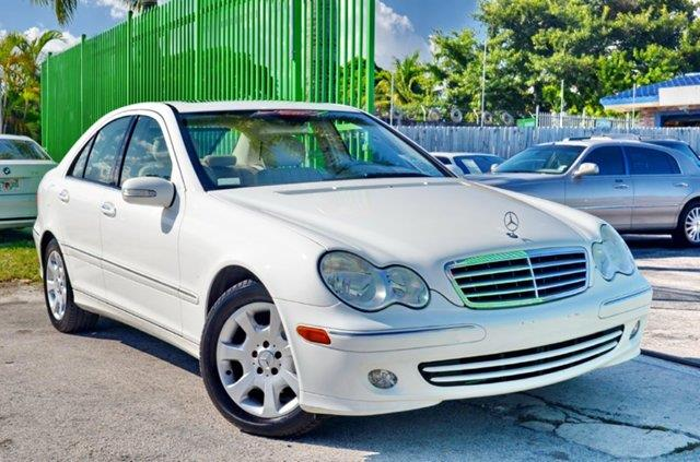 Mercedes benz c class for sale in fort lauderdale fl for Mercedes benz of ft lauderdale fl