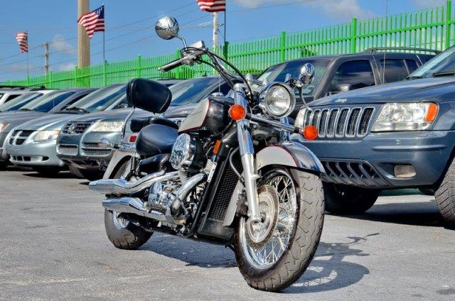 2012 Honda Shadow®
