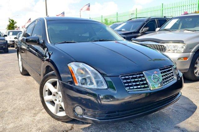 2004 nissan maxima for sale in fort lauderdale fl. Black Bedroom Furniture Sets. Home Design Ideas