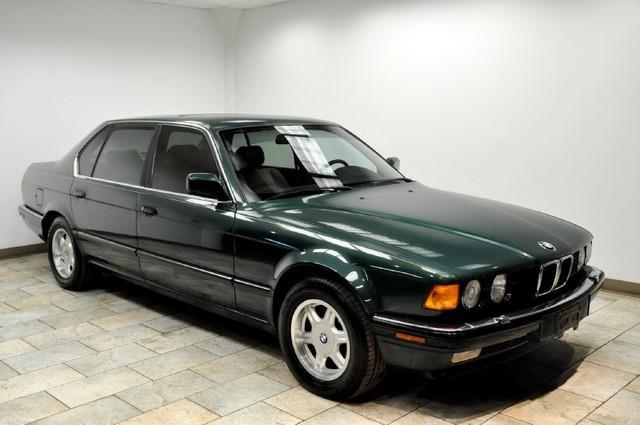 1990 BMW 7 Series