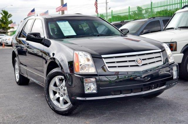 2007 Cadillac SRX for sale in FORT LAUDERDALE FL
