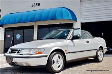 1998 Saab 900 for sale in Hollywood, FL