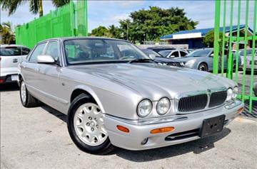 2001 Jaguar XJ-Series