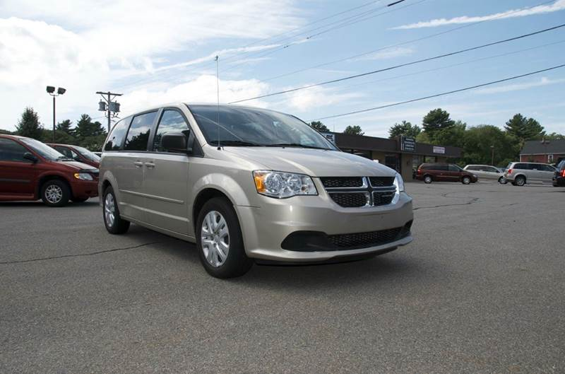 2014 Dodge Grand Caravan SE 30th Anniversary 4dr Mini-Van - Bridgewater MA