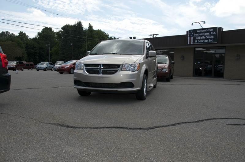 2015 Dodge Grand Caravan SXT 4dr Mini-Van - Bridgewater MA