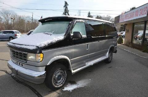1993 Ford E-Series Wagon