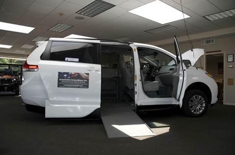2013 Toyota Sienna for sale in Bridgewater, MA