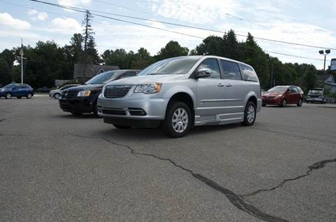 2012 Chrysler Town and Country for sale in Bridgewater, MA