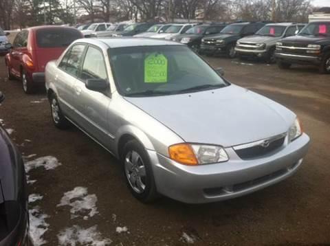 2000 Mazda Protege for sale in Muskegon, MI