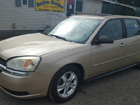 2005 Chevrolet Malibu Maxx for sale in Muskegon, MI