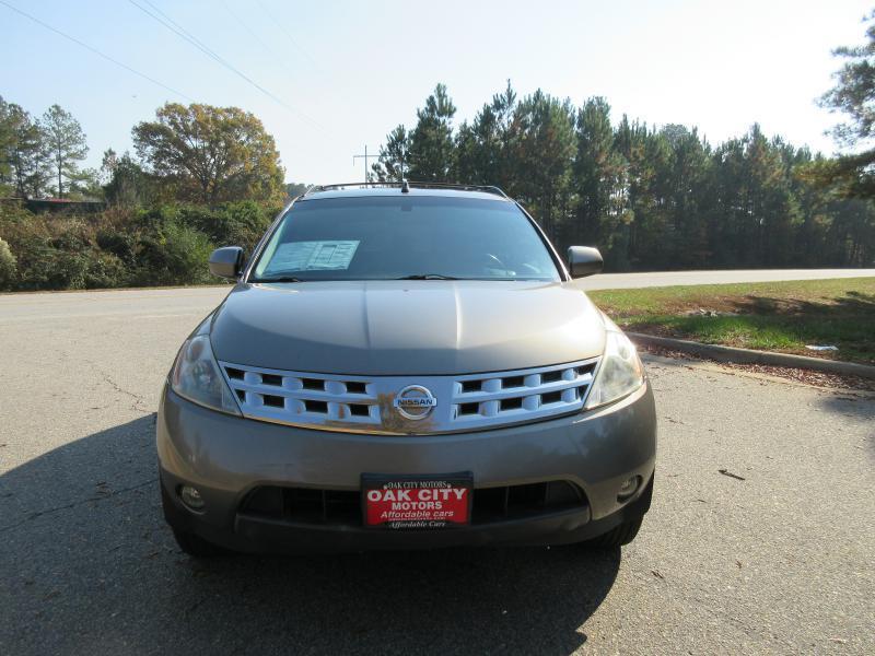 2004 Nissan Murano AWD SL 4dr SUV - Garner NC