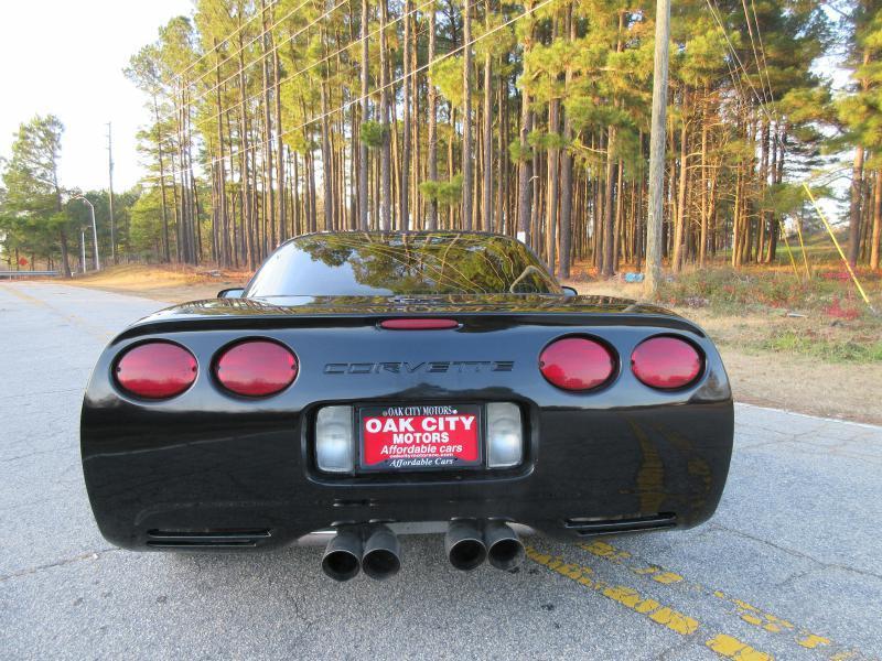 2000 Chevrolet Corvette 2dr Coupe - Garner NC