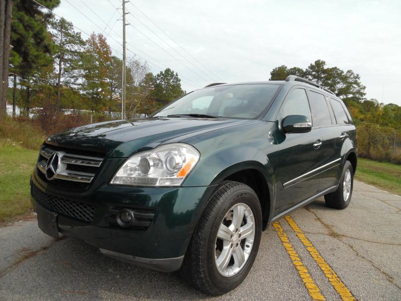 Mercedes benz gl class for sale in panama city beach fl for 2007 mercedes benz gl class