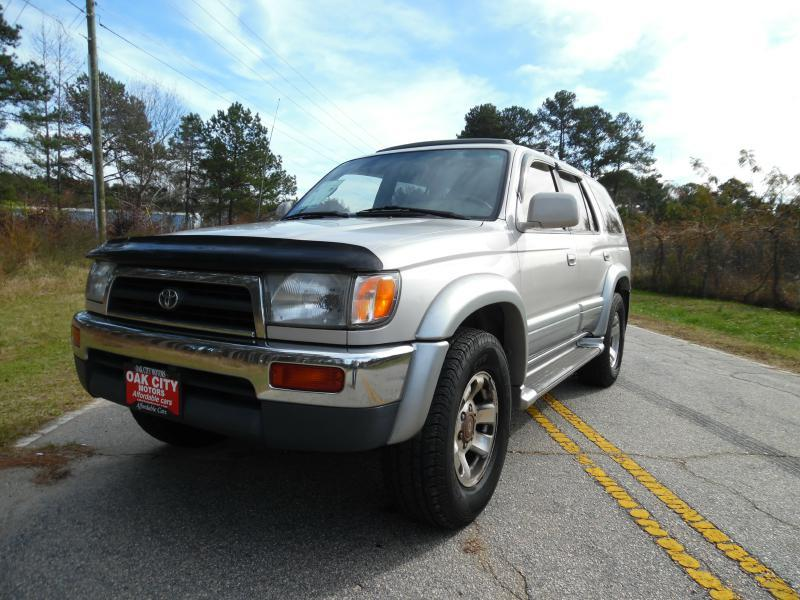 1998 toyota 4runner for sale in los angeles ca. Black Bedroom Furniture Sets. Home Design Ideas