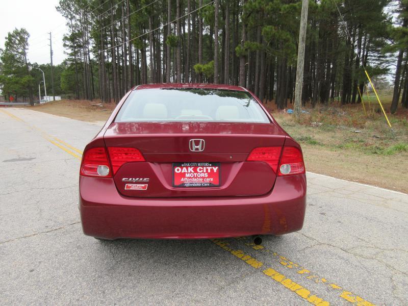 2006 Honda Civic EX 4dr Sedan w/Automatic - Garner NC