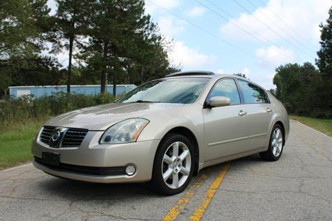2004 Nissan Maxima for sale in Garner, NC
