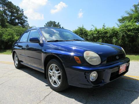 2003 Subaru Impreza for sale in Garner, NC