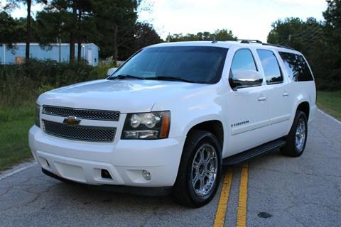2007 Chevrolet Suburban for sale in Garner, NC
