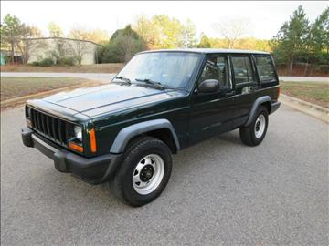 1999 jeep cherokee for sale north carolina. Black Bedroom Furniture Sets. Home Design Ideas
