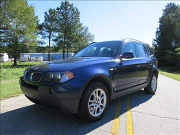 2004 BMW X3 for sale in Garner, NC