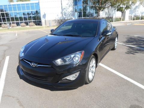 2015 Hyundai Genesis Coupe for sale in Phoenix, AZ