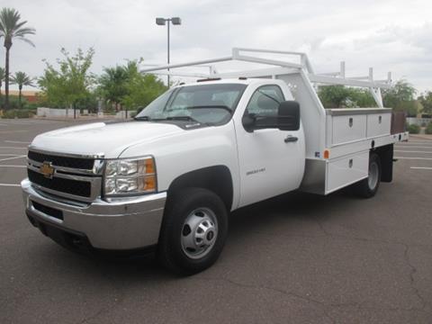 2012 Chevrolet Silverado 3500HD for sale in Phoenix, AZ