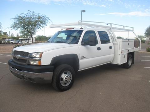 2004 Chevrolet Silverado 3500HD for sale in Phoenix, AZ
