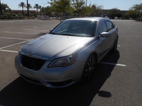 2013 Chrysler 200 for sale in Phoenix, AZ