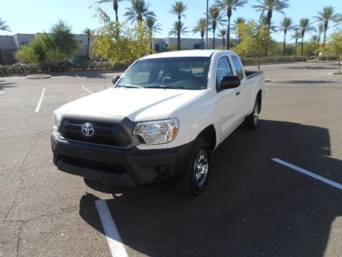 2013 Toyota Tacoma for sale in Phoenix, AZ