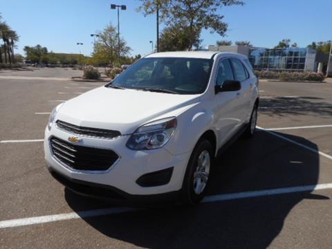2016 Chevrolet Equinox for sale in Phoenix, AZ