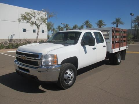 2011 Chevrolet Silverado 3500HD for sale in Phoenix, AZ