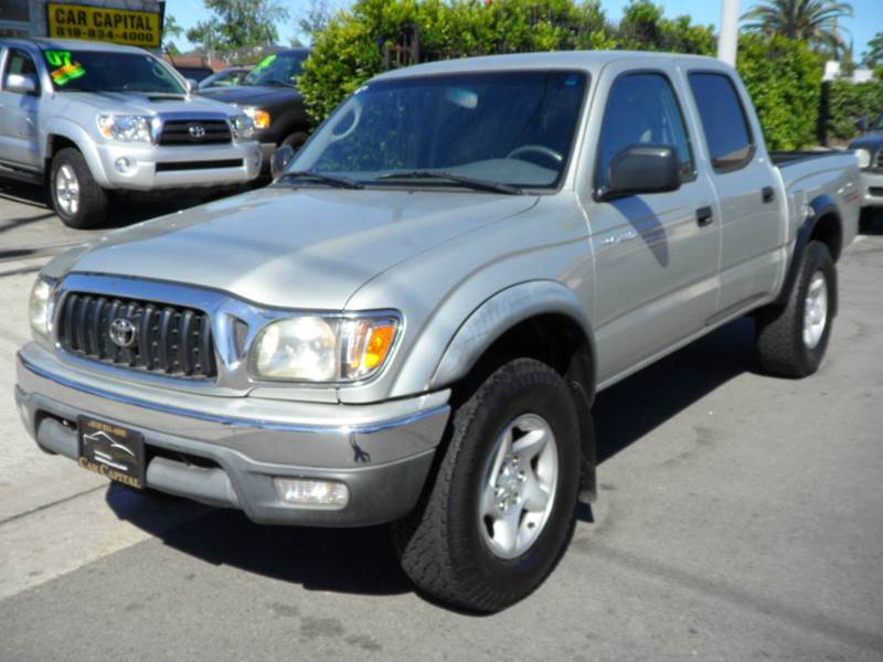 2001 toyota tacoma 4dr double cab prerunner v6 2wd sb in arleta ca car capital. Black Bedroom Furniture Sets. Home Design Ideas
