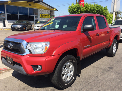 2013 Toyota Tacoma for sale in Arleta, CA