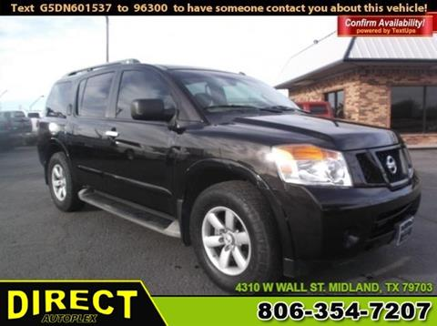 2013 Nissan Armada For Sale In Mount Vernon Wa Carsforsale