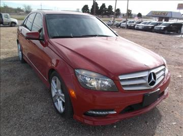2011 Mercedes-Benz C-Class for sale in Midland, TX