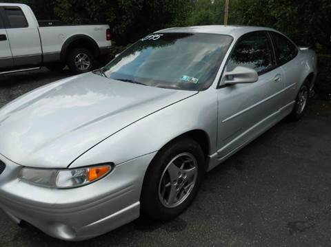 2002 Pontiac Grand Prix for sale in Penn Hills, PA