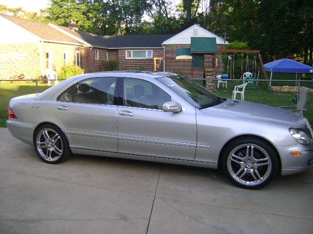 2003 mercedes benz s class s500 4matic awd 4dr sedan in for 2003 mercedes benz s500