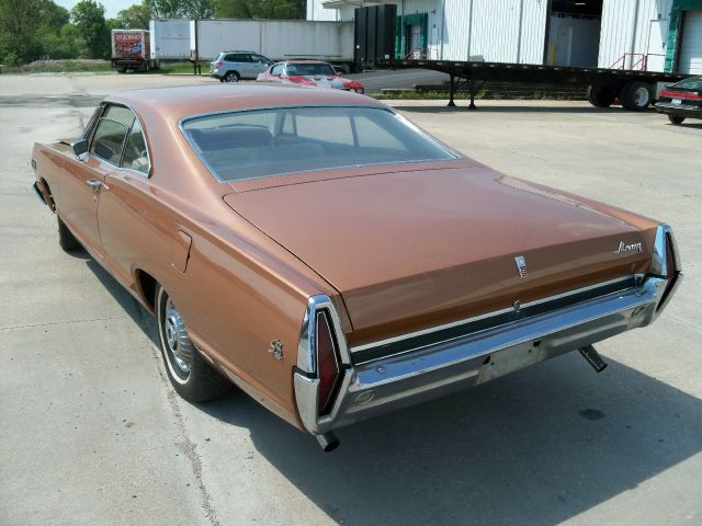 1967 Mercury Monterey 1967 Mercury Monterey S-55 in