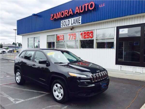 Used 2014 jeep cherokee for sale oregon for Rev motors portland or