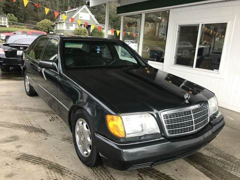 1994 Mercedes-Benz S-Class for sale in Camas, WA