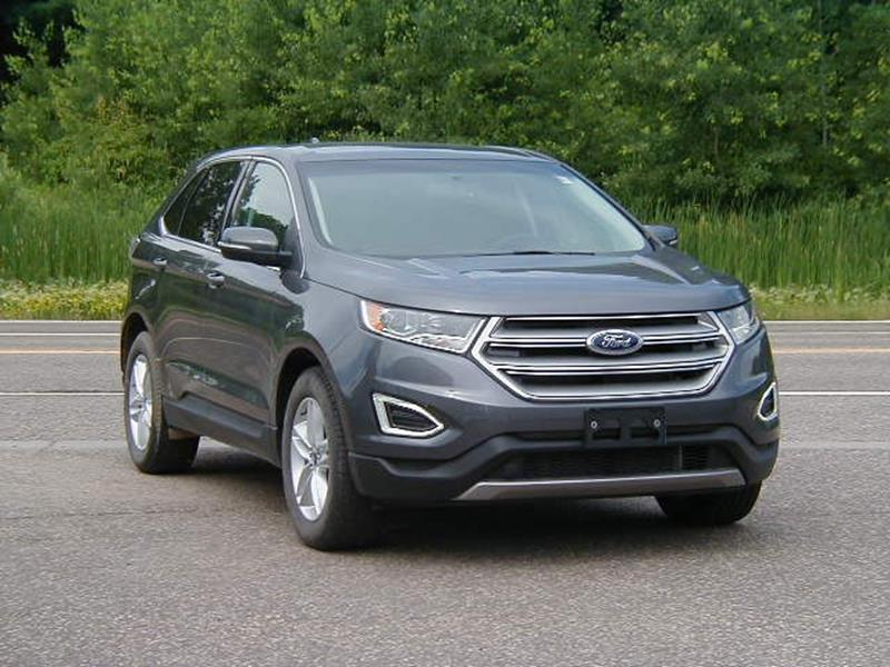 Ford Edge Awd Sel Dr Crossover Stillwater Mn