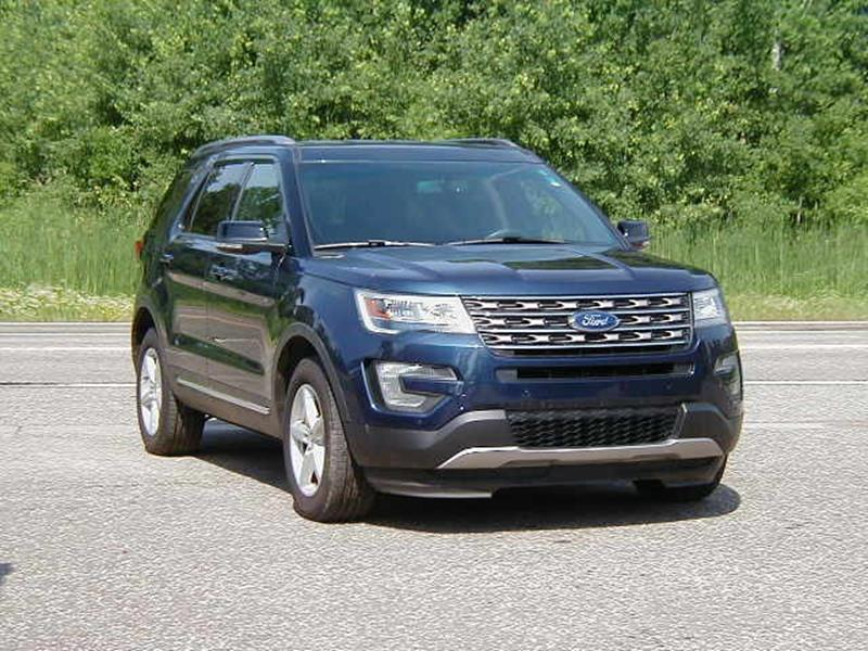 2016 ford explorer awd xlt 4dr suv in stillwater mn - floyd's auto sales