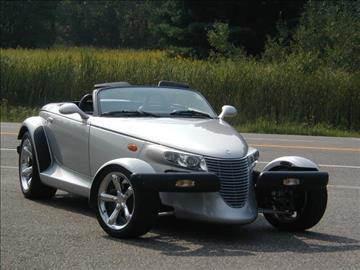 2002 Chrysler Prowler for sale in Stillwater, MN