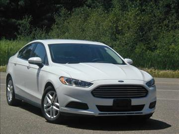 2015 Ford Fusion for sale in Stillwater, MN