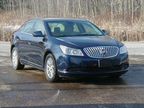 2012 Buick LaCrosse for sale in Stillwater, MN