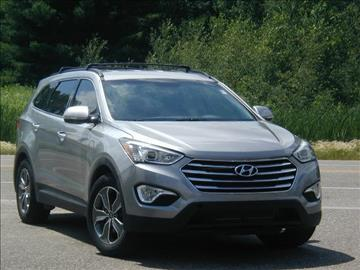 2013 Hyundai Santa Fe for sale in Stillwater, MN