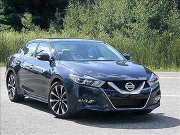 2016 Nissan Maxima for sale in Stillwater, MN