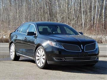 2014 Lincoln MKS for sale in Stillwater, MN