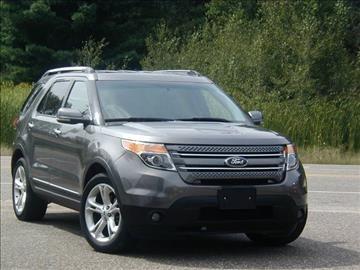 2012 Ford Explorer for sale in Stillwater, MN